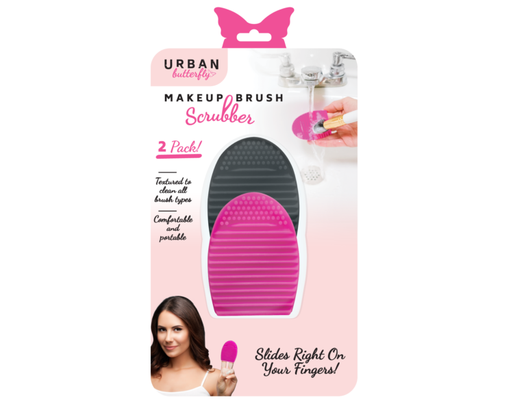 Makeup Brush Scrubbers 2 Pack