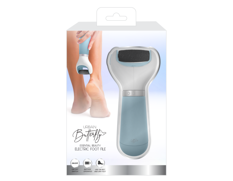 ELECTRIC FOOT FILE
