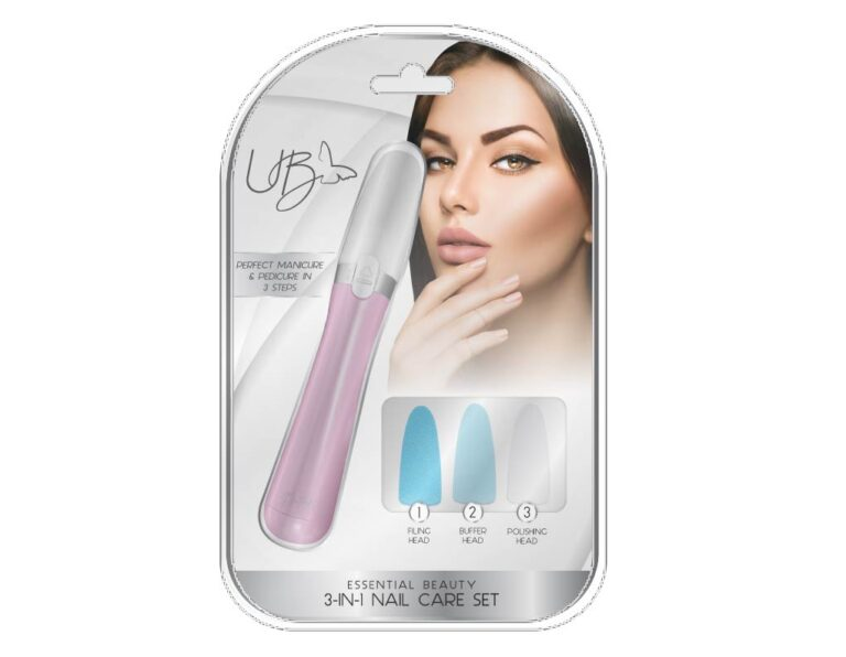 3-IN-1 NAIL CARE SET